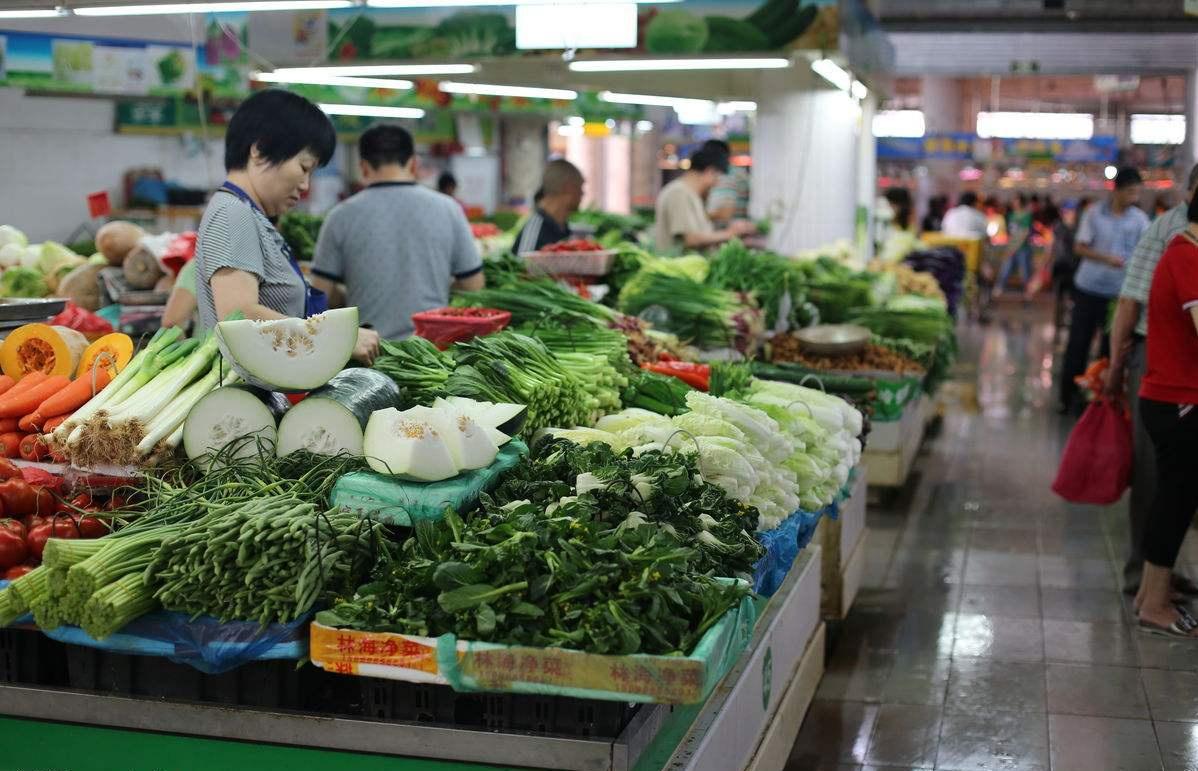 菜场相较于超市的五大优势,每一种优势都有竞争力!