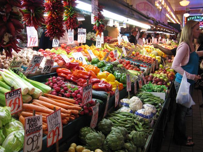 把农贸市场改造做到极致,我们呼唤更多这样的市场