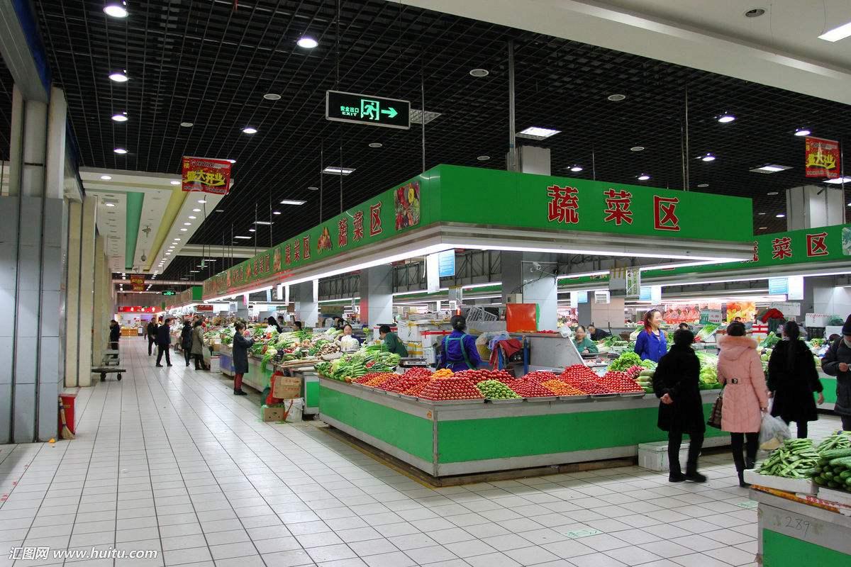 城市化进程中菜市场的生存之道!