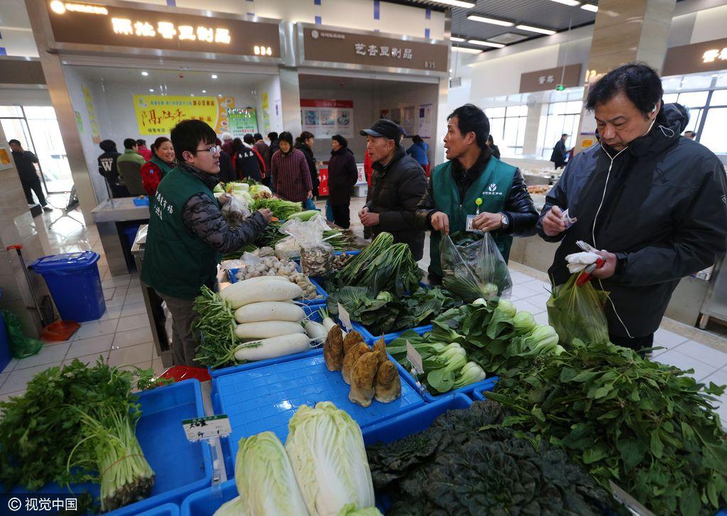 未来农贸市场如何转型升级?