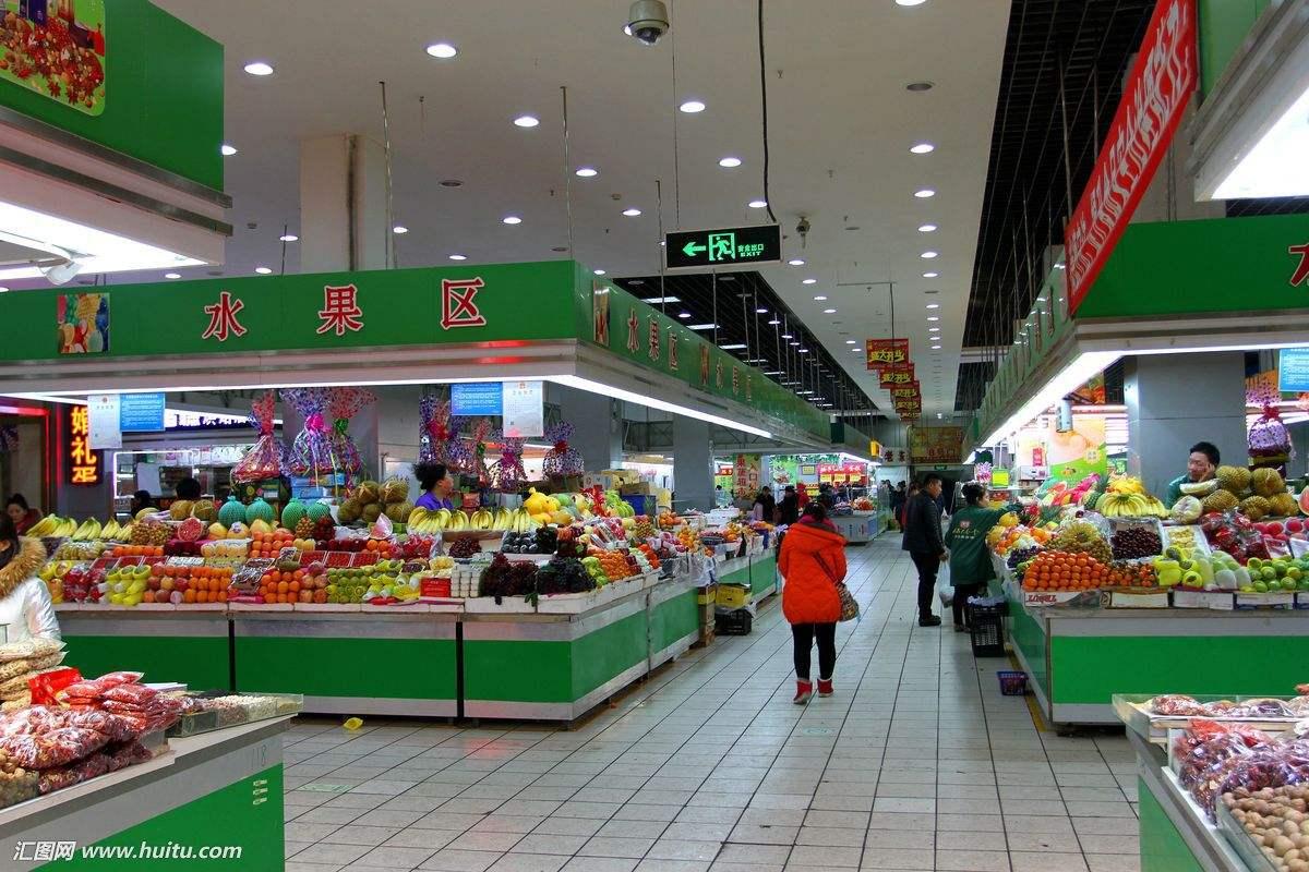 什么样的菜市场才能被称为标准化菜市场呢?
