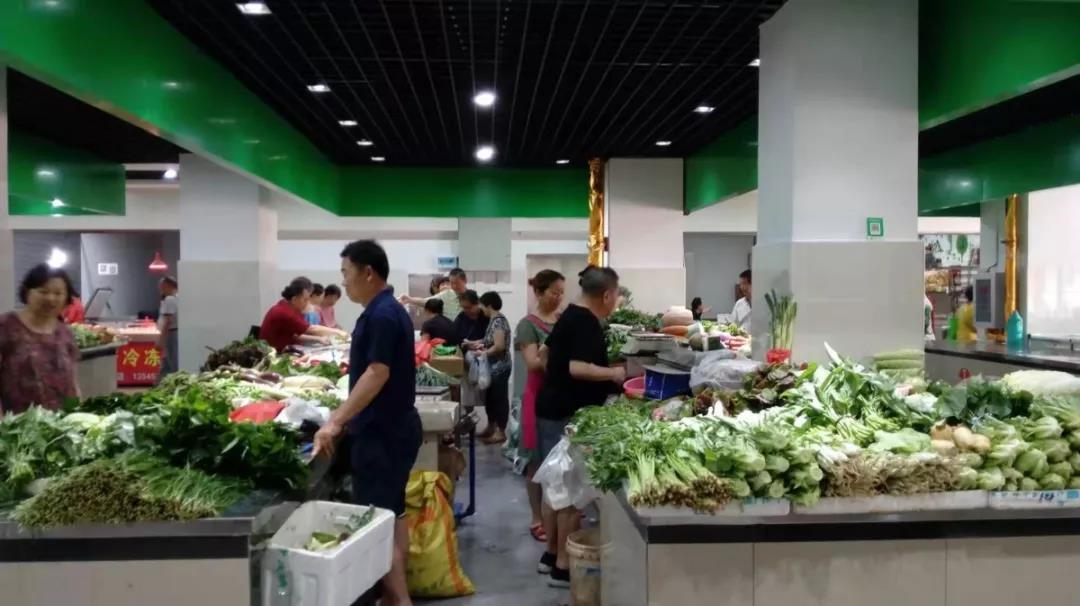 宜昌市西陵区菜市场改造升级,两家菜市场设计方案通过评审