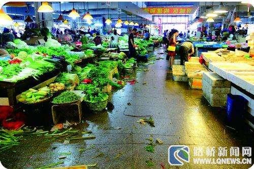 17年前的非典到武汉新型冠状病毒,农贸市场改造工作进程缓慢